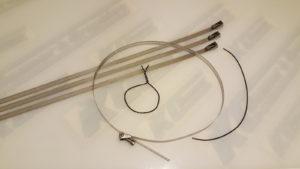 Banner Bracket Kit Installation Kit